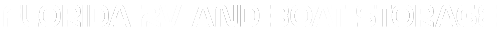 Florida RV and Boat Storage Logo